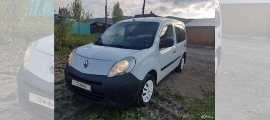 Renault Kangoo, 2010 купить в Республике Алтай | Автомобили | Авито