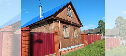 Дом 100 м² на участке 32 сот.