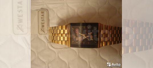 3a94dfa8 Коллекционные часы Westar к 60 летию Кобзона купить в Москве на Avito —  Объявления на сайте Авито
