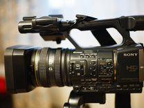 Комплект для видеотворчества sony HDR-AX2000E