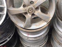 Продам литые диски Mazda 3/6
