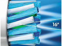 Насадка для зубной щетки Oral-B CrossAction 8+2