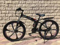 Скоростные велосипеды на литых дисках