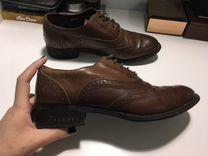 Броги ботинки кожаные Carnaby — Одежда, обувь, аксессуары в Санкт-Петербурге