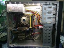 Системный блок 3 ядра 2Гб