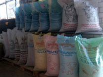 Комбикорма, зерновые,кормовые добавки,сено луговое