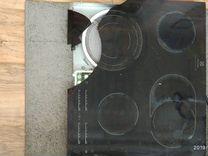 Варочная панель Electrolux EHF96547FK на запчасти
