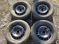 Оригинальные Стальные Диски R15 Opel Болты 5*110