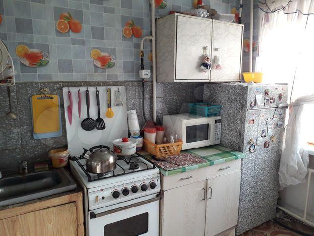 Продается двухкомнатная квартира за 750 000 рублей Алтайский край, Благовещенский р-н, рп Степное Озеро, ул Пролетарская, д 6