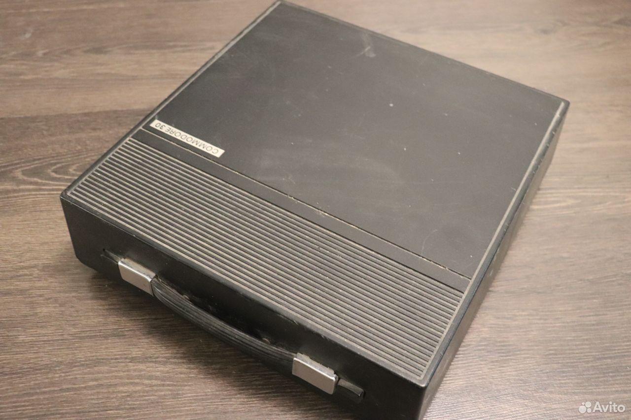 Печатная машинка commodore 30