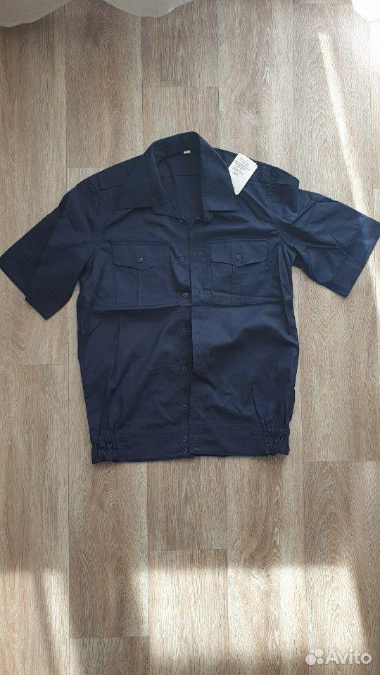 Рубашка военная офисная