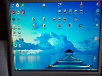 """LCD монитор 17"""""""
