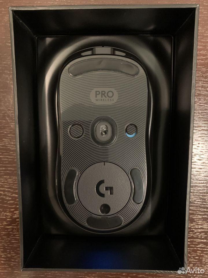 Беспроводная мышь - Logitech Pro Wireless  89059376006 купить 2