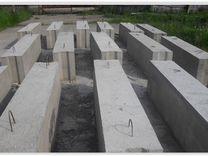 Блок фундаментный сплошной 2,38-5-6т