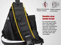 Тактический рюкзак слинг (на одно плечо)