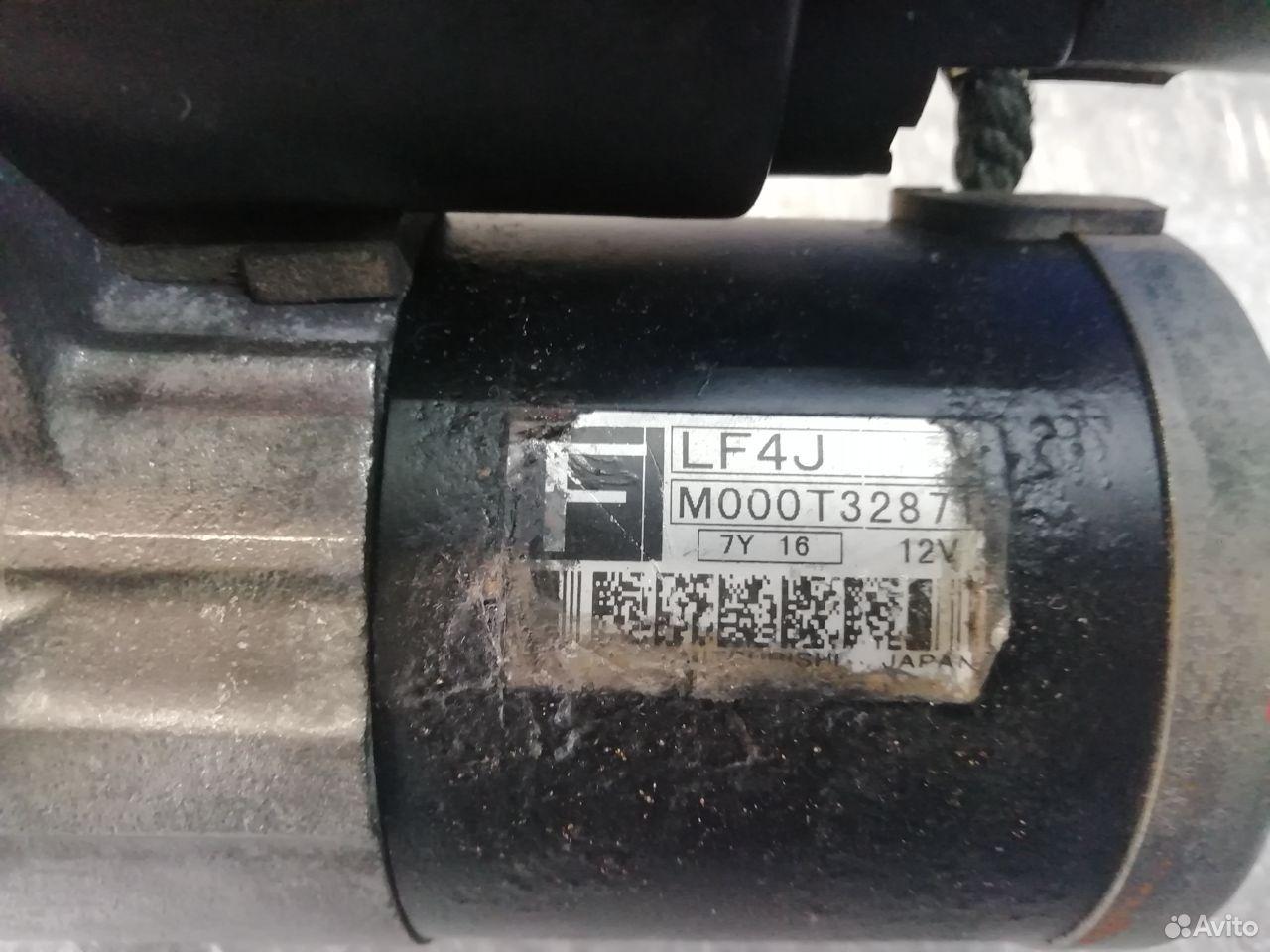 Стартер Mazda CX-7, Mazda 6 GH  89624532525 купить 4