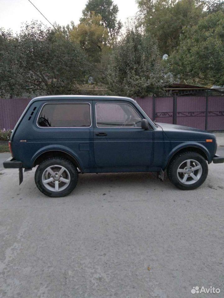 LADA 4x4 (Нива), 2002  89524272900 купить 4