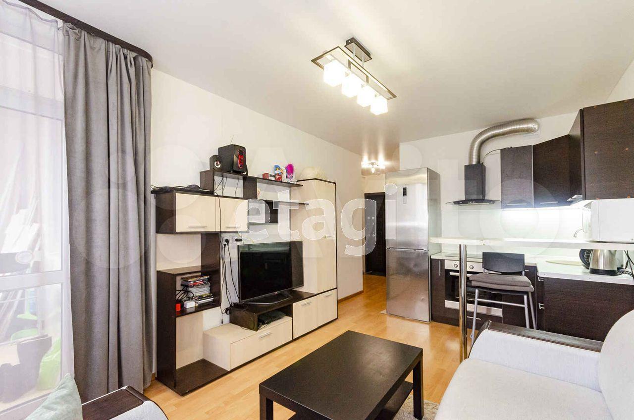 2-к апартаменты, 41 м², 13/25 эт.