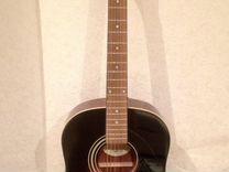 Гитара акустическая Epiphone+комплект струн