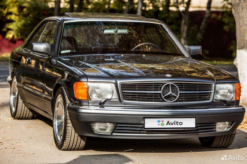 Mercedes-Benz S-класс, 1986  89600905830 купить 8