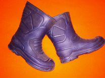 Резиновые сапоги 26-27 размер