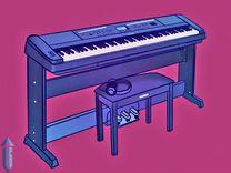 Сток синтезаторов и пианино + доставка