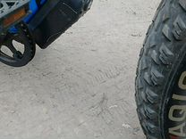 Мотор-колесо 500 ватт для фэтбайка с ободом, контр