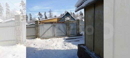 Дом 62 м² на участке 13 сот. в Иркутской области | Недвижимость | Авито