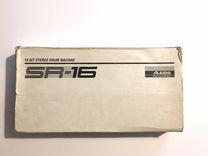 Драм машина Alesis SR-16 (1990 год)