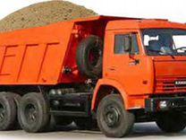 Песок, щебень, вывоз мусора, зерно