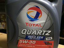 Масло моторное Total Quartz 5W30 4л