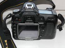 Nikon d80 body не рабочий