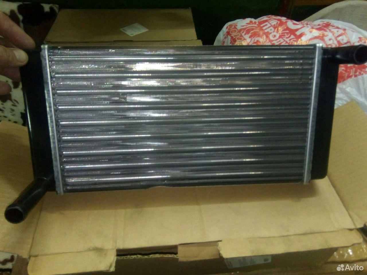 Радиатор отопителя маз-6422, 4370 алюминевый  89191768845 купить 1