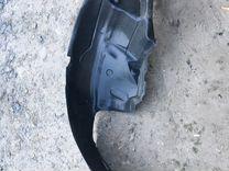 Зашита арок и кузова Субару форестер 3