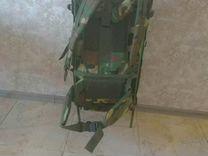 Рюкзак 120л на металлическом каркасе
