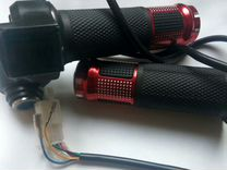 Ручка газа для электровелосипеда
