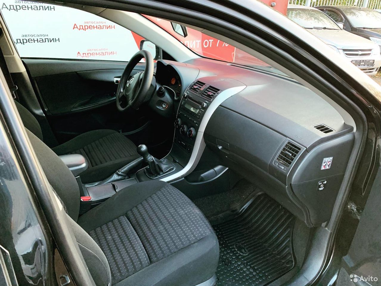 Toyota Corolla, 2007  89128513523 купить 9