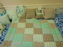 Бортики и одеяло/коврик