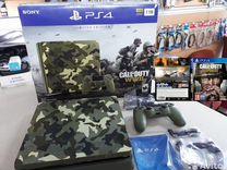 PS4 Slim Limited Edition COD.WW2