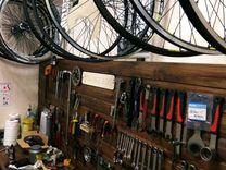 Велозапчасти и аксессуары. Велоремонт