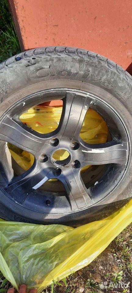 Колеса от honda civic 4d  89105266717 купить 2