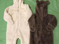Комбинезон медведь 62 и 74