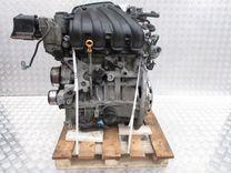Двигатель Ниссан Ноут 1.6 HR16