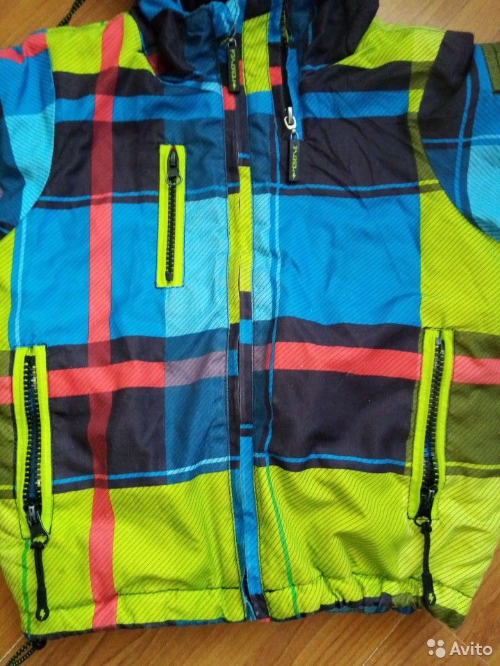 Детская Демисезонная куртка на мембране Reserved 9  89114859916 купить 4