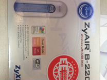 Адаптер беспроводной сети USB zyxel zyair B-220