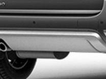 Накладка бампера Nissan Terrano 2015 85065-00Q0B