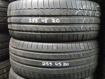 255 45 20 Michelin Latitude Sport 4шт