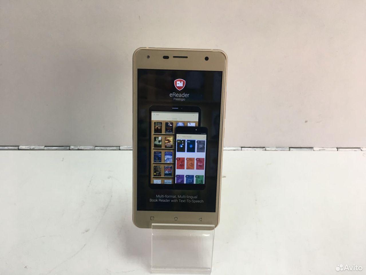 Мобильный телефон Prestigio PSP5518duo