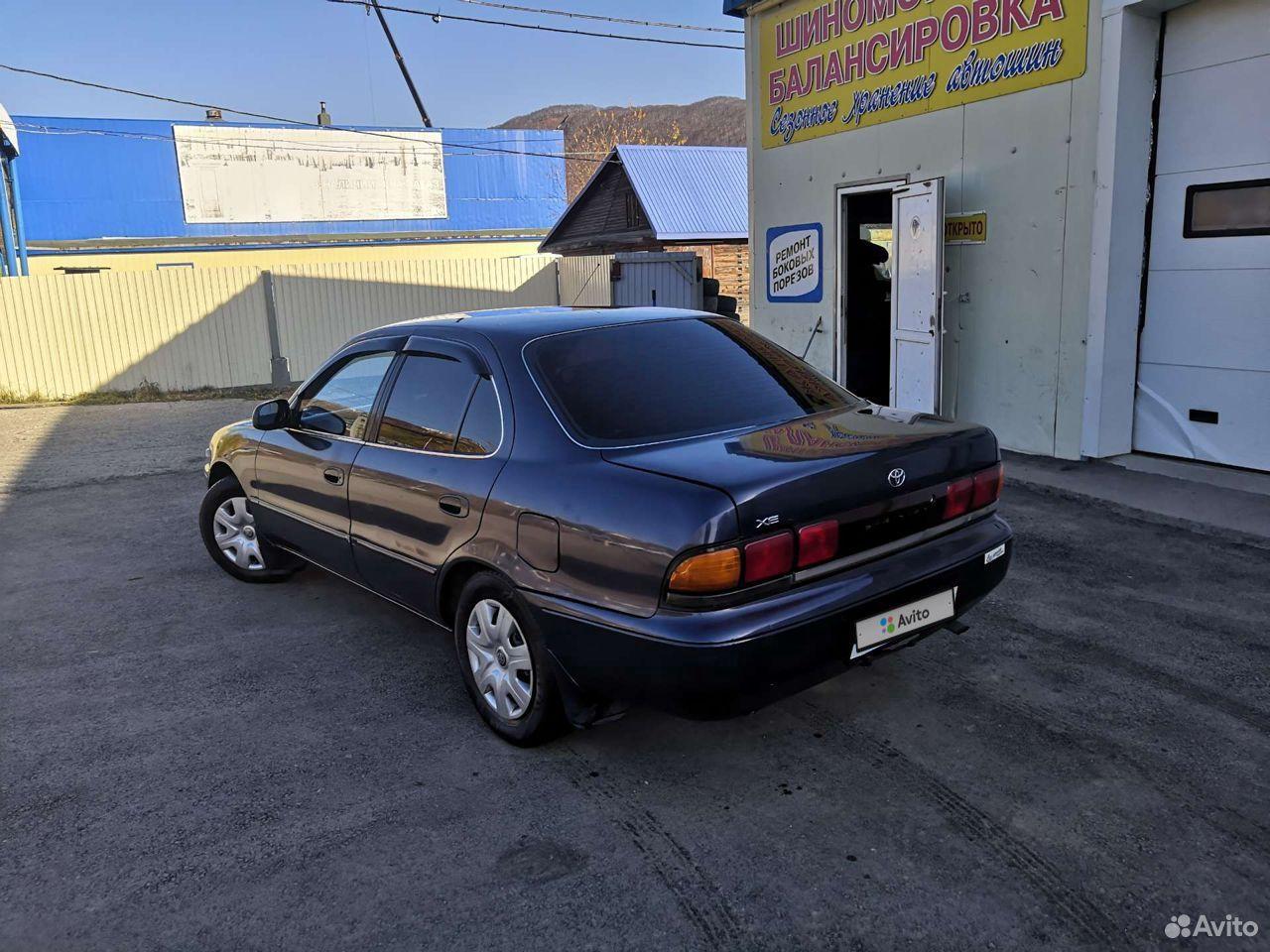 Toyota Sprinter, 1994  89147803069 купить 5