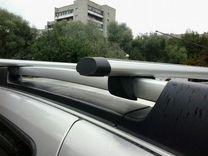 Багажник на крышу Duster 2012 (new)
